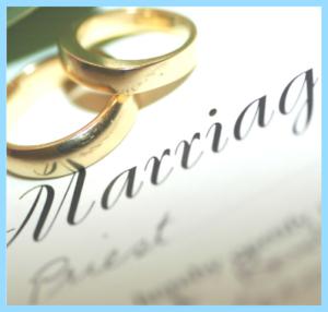 国際結婚マリッジリング